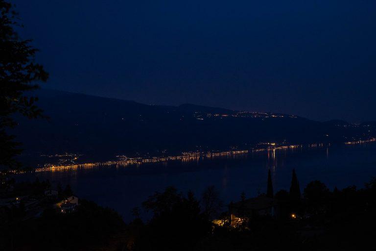 Mittwoch, der 20.4.: Von Vinci nach Lazise am Gardasee