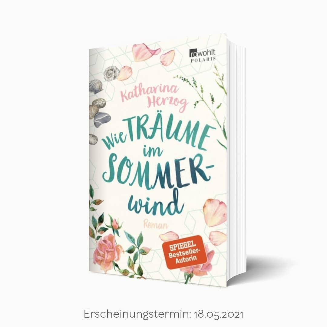 """Coverenthüllung von """"Wie Träume im Sommerwind"""""""